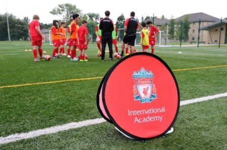 Liverpool FC International Academy United Kingdom -