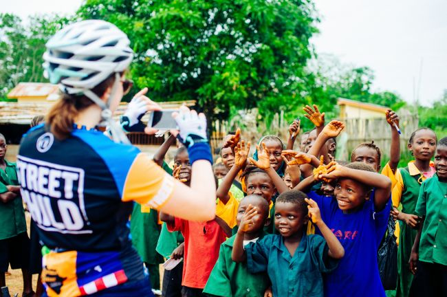 West Africa Cycle Challenge - Ciclismo