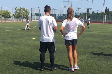 Campamento Femenino - HERO Girls Camp 2019 - Campus de Fútbol